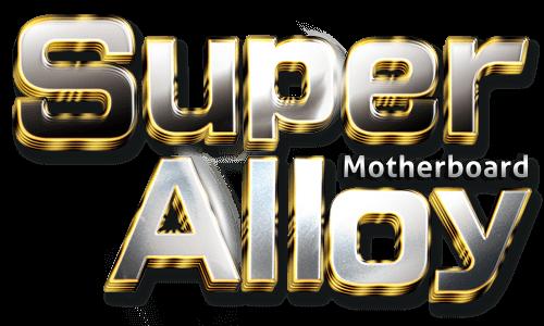 Placa mãe Super Alloy