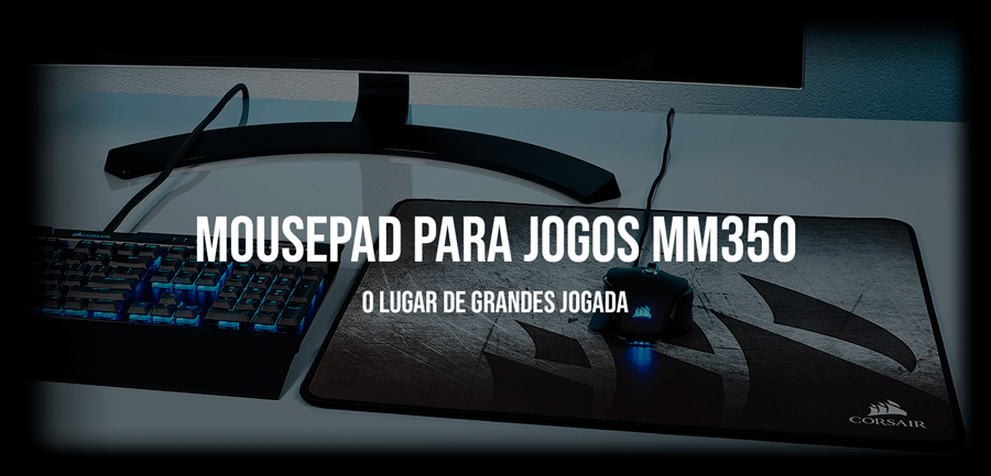 Mousepad MM350