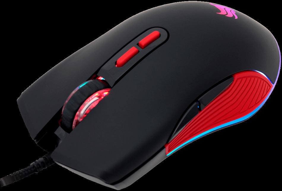 Mouse com design Ergonômico