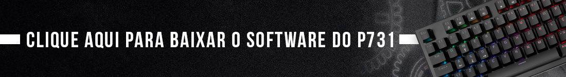 Software para controle do P731