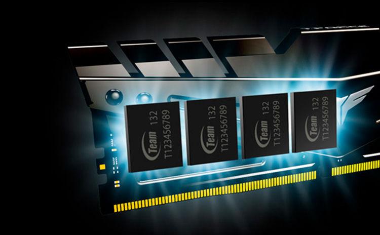 Cada chip IC selecionado através de varios testes