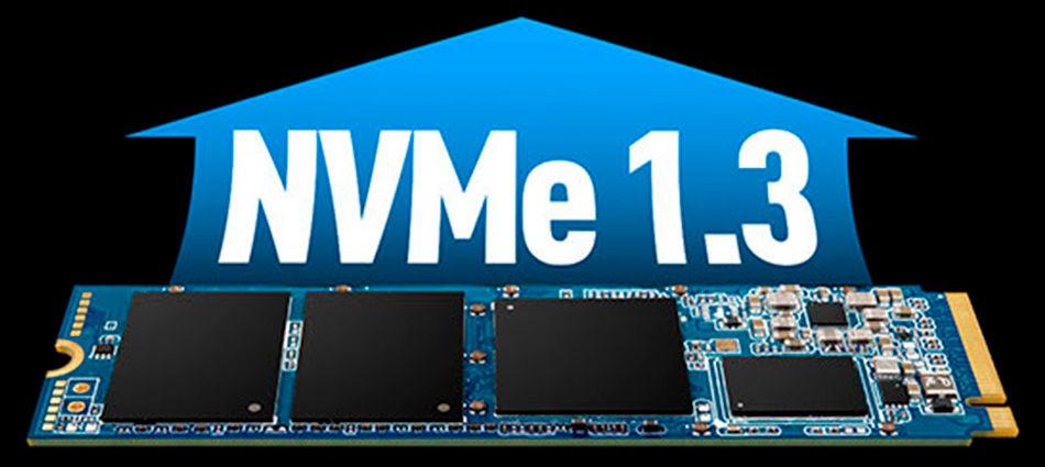 Protocolo NVMe 1.3