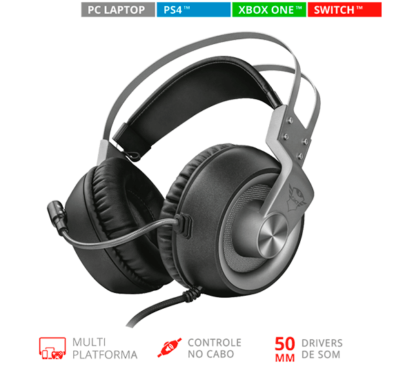 Headset Gamer GXT 430