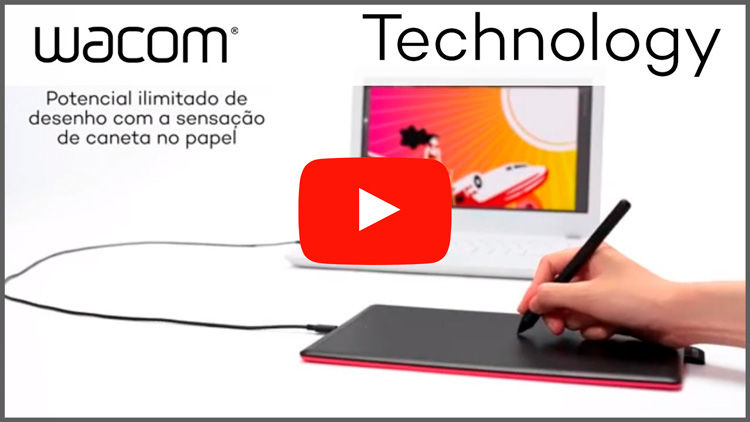 Video one-by-wacom